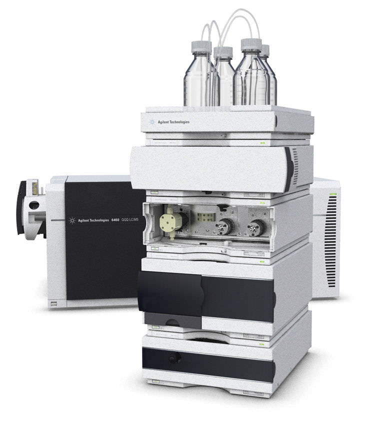 used HPLC system, used lab equipment, used hplc